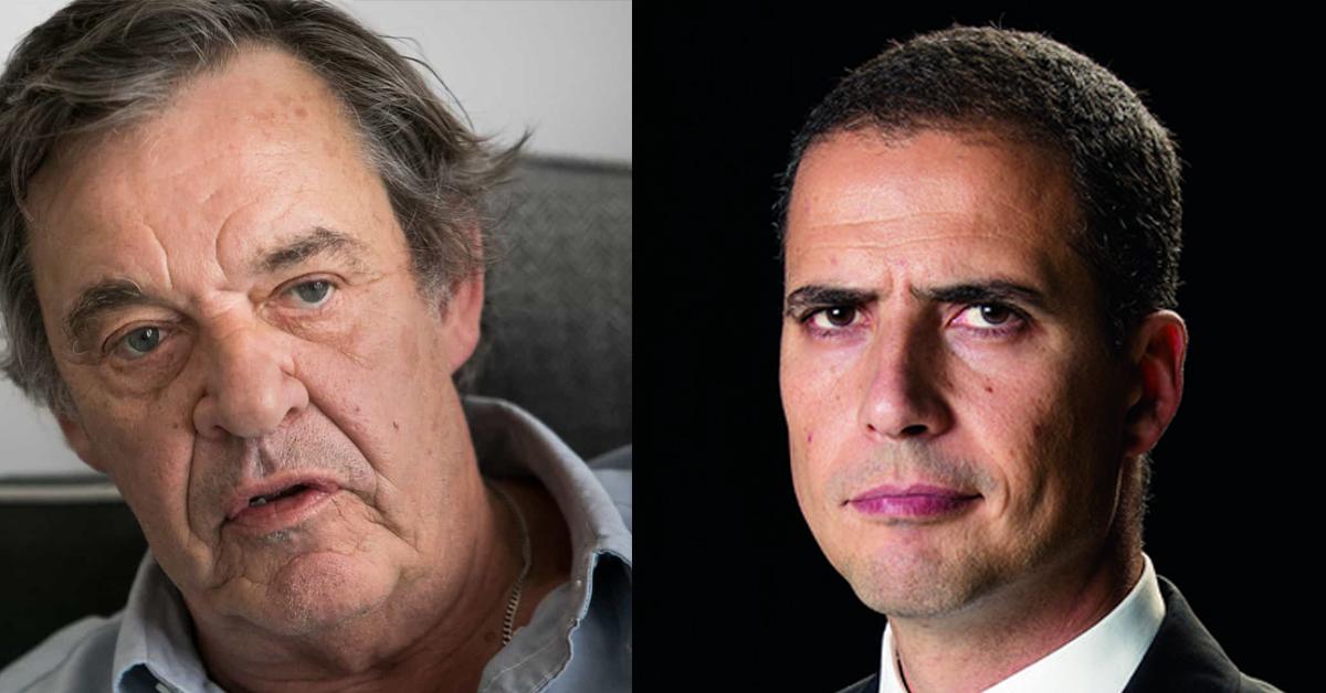 """Photo of Miguel Sousa Tavares arrasa Ricardo Araújo Pereira: """"Pouco criativo e muito preguiçoso"""""""