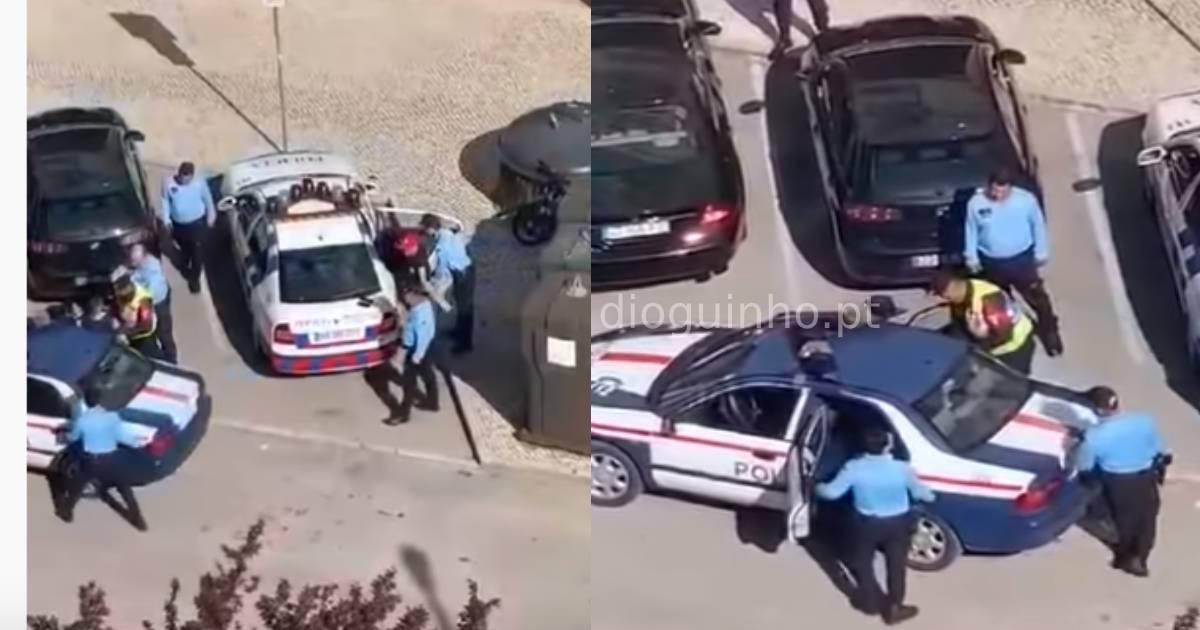 Photo of COVID-19. ESTADO DE EMERGÊNCIA. Dois detidos por desobediência.. e foi tudo FILMADO