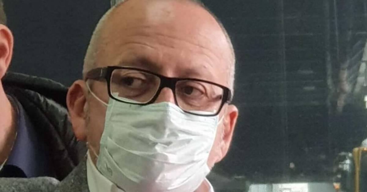Photo of Goucha é criticado por usar máscara e defende-se
