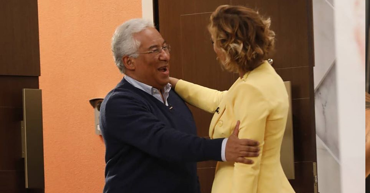 Photo of António Costa vai amanhã ao 'O Programa da Cristina'