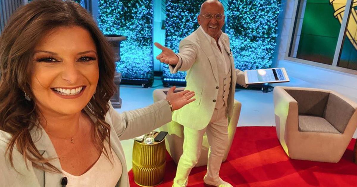 Photo of Maria Botelho Moniz teve a segunda prova de fogo na TVI e agradece ao Goucha