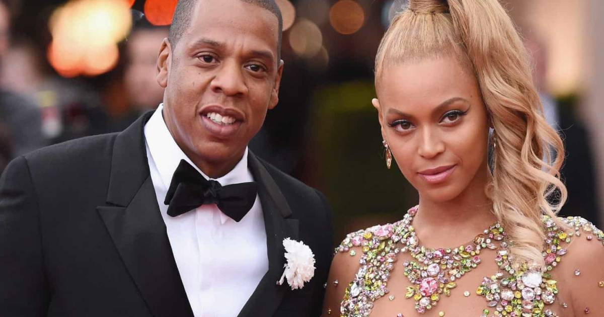 Photo of Revelada foto nunca antes vista do casamento secreto de Beyoncé e Jay-Z