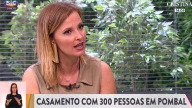 """Photo of Cristina Ferreira mostra-se preocupada """"Eu tenho muito medo """""""