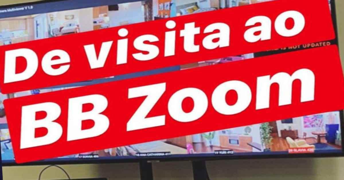 Photo of BB Zoom. Nuno Santos sem querer revela alguns nomes de concorrentes do BB2020