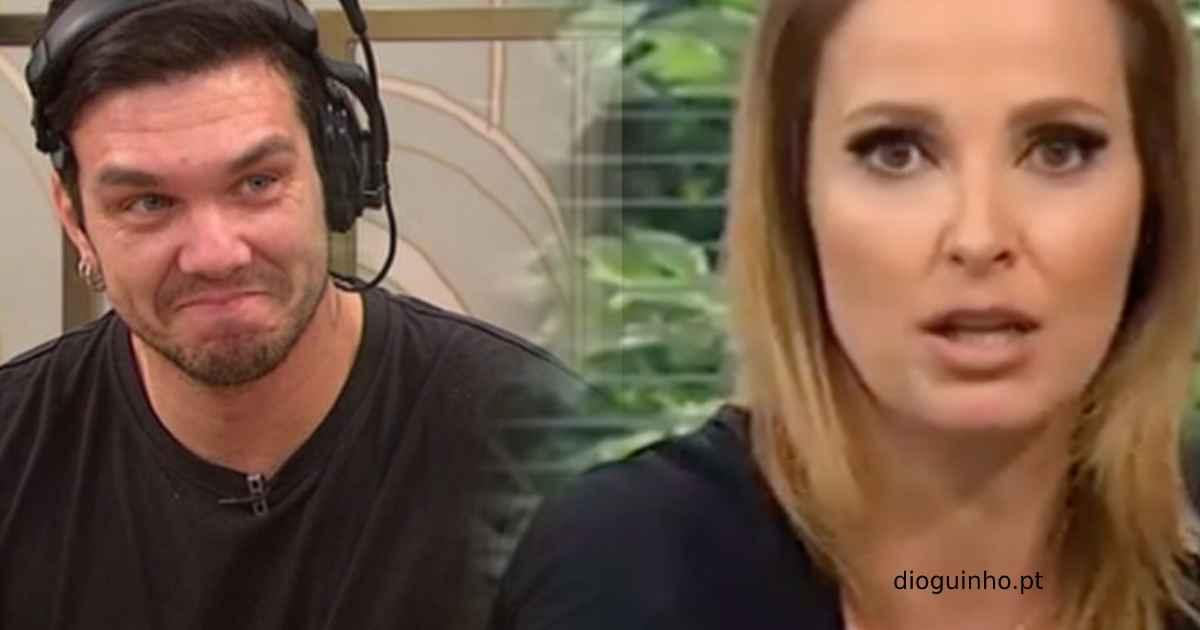 """Photo of Cristina Ferreira revela conversas privadas de Ben """"Quarentena a ti não te dá para acasalar?"""""""