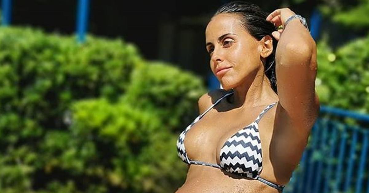 """Photo of Carolina Patrocínio partilha """"a última foto grávida"""""""