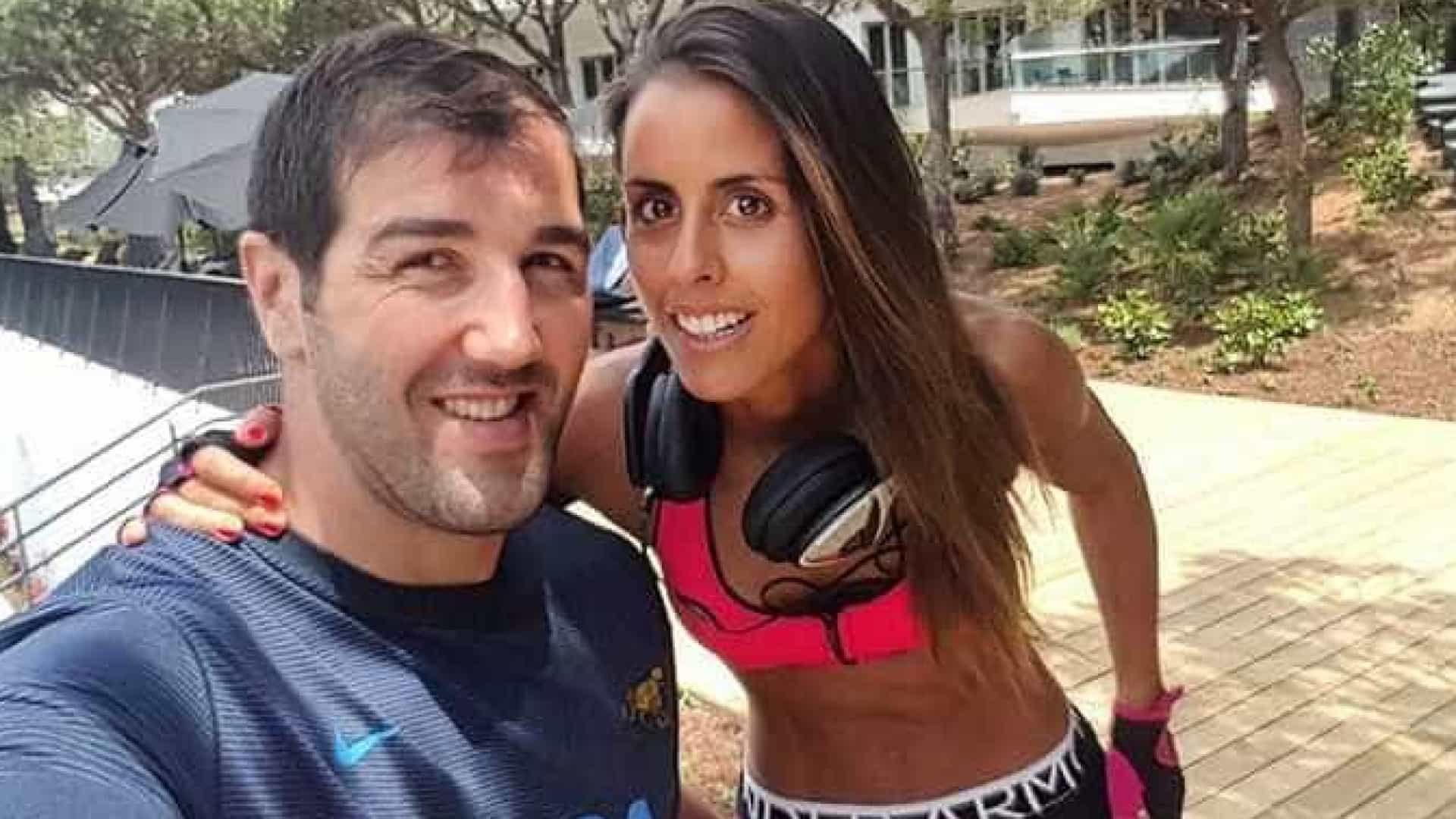 Photo of Carolina Patrocínio e Gonçalo Uva testados à Covid-19