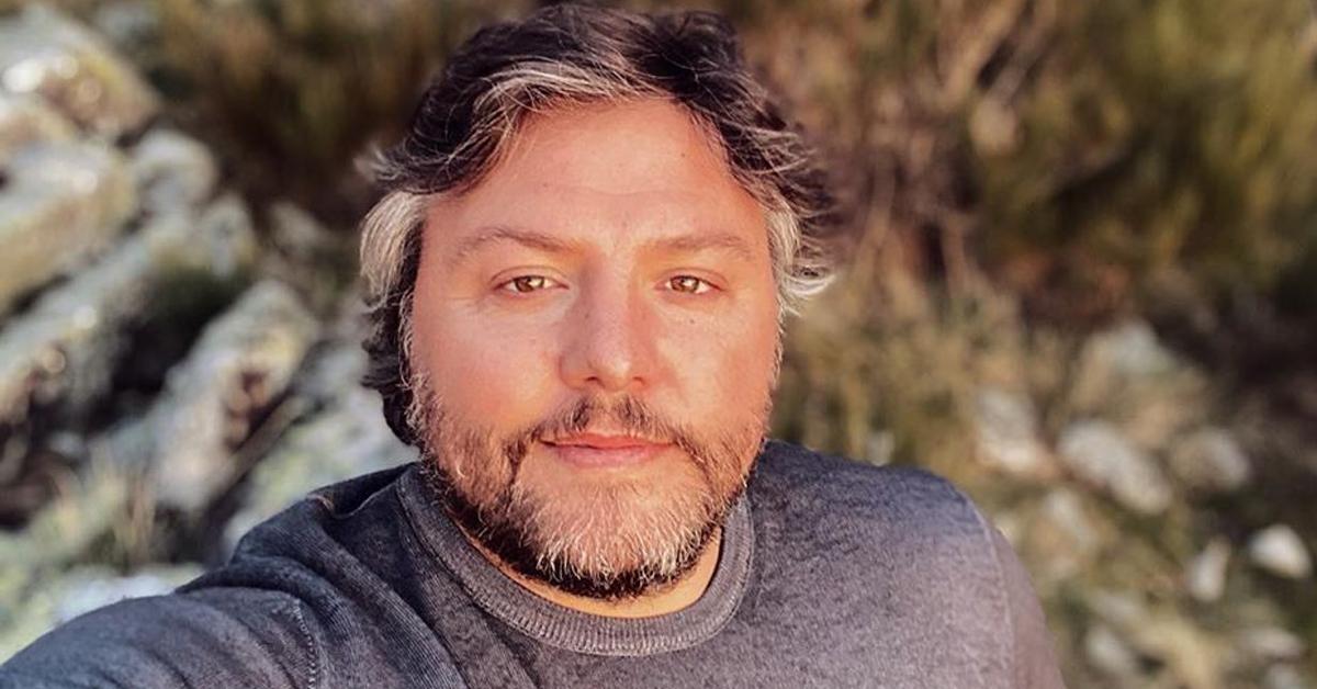 Photo of César Mourão foi pai pela terceira vez