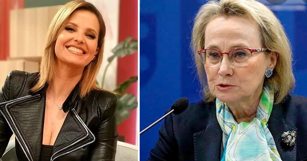 Photo of Graça Freitas vai ao programa de Cristina Ferreira