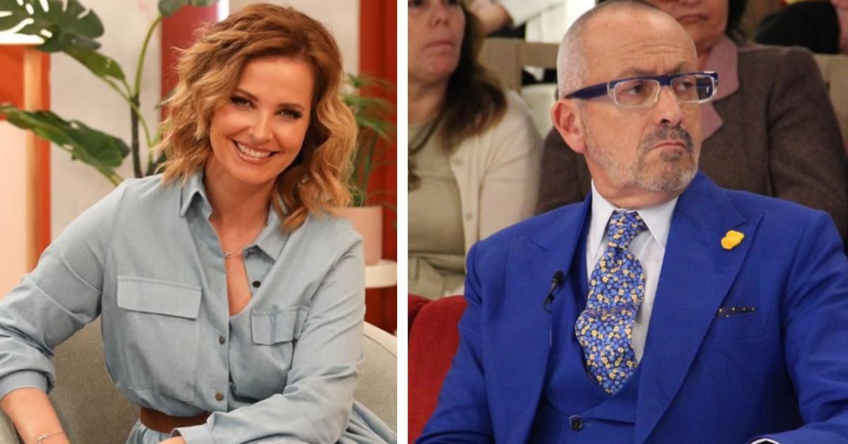 Photo of Manuel Luís Goucha e Cristina Ferreira juntos… mas nas manhãs não!