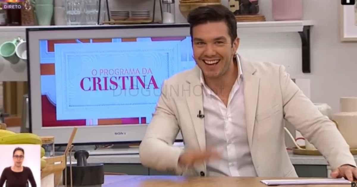 Photo of Ben vira apresentador do Programa da Cristina