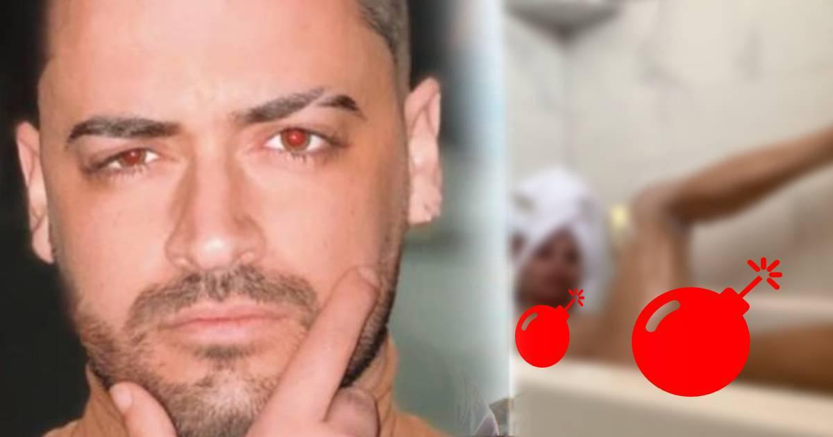 Photo of José Castelo Branco na azia com Alexandre Santos devido aos TOMATES «tenho imensos tomates»