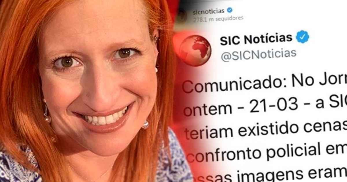 Photo of SIC. Joana Latino leva novo puxão de orelhas
