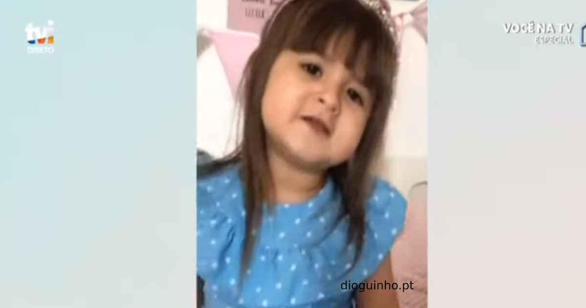 Photo of Menina em quarentena envia mensagem para o Goucha