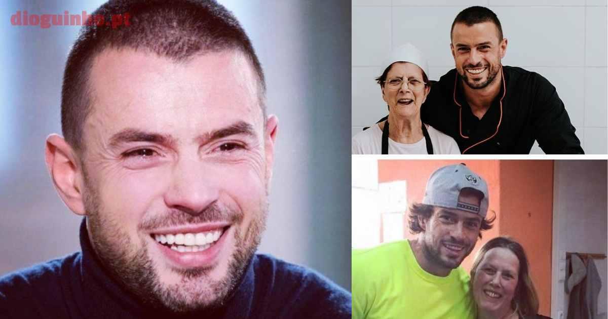 """Photo of Marco Costa não vê a avó há 15 dias """"não deixo que lhes falte nada…"""""""