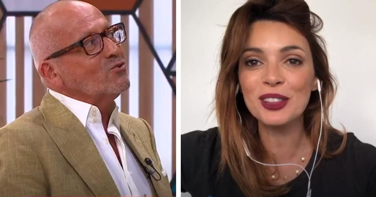 """Photo of Maria Cerqueira Gomes sobre Goucha """"muitas senhoras tristes por tu seres gay e casado"""""""