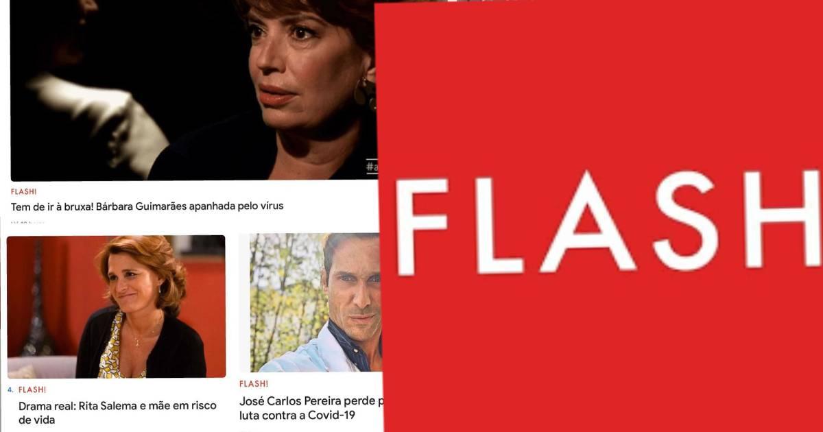Photo of Flash! recorre a títulos criminosos e imorais para obter visitas