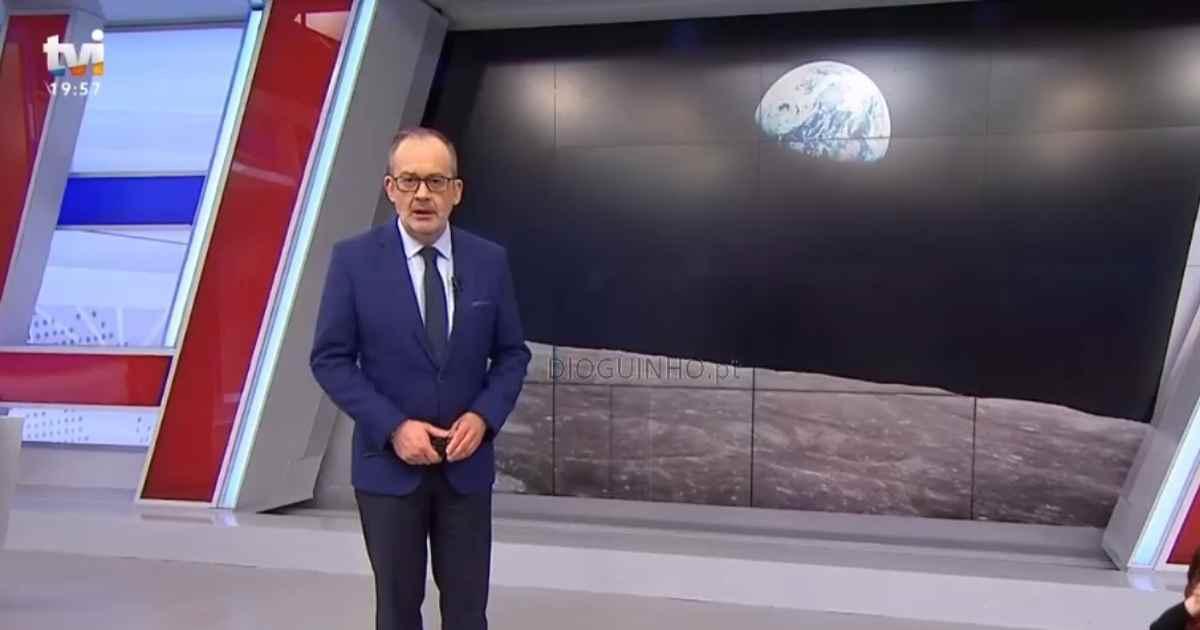 Photo of Jornal das 8 da TVI tem abertura BRUTAL