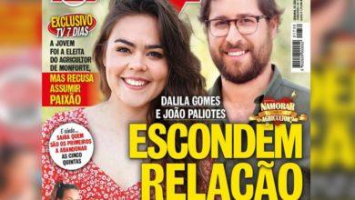 Photo of Dalila Gomes e João Paliotes dos «agricultores» escondem relação