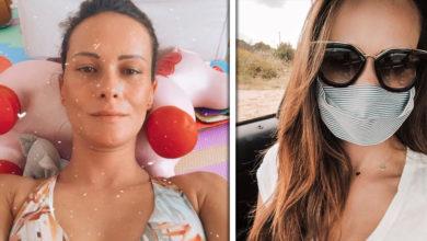 """Photo of Helena Costa: """"Se há uns anos me mostrassem esta fotografia eu não ía acreditar"""""""