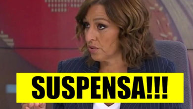 Photo of BRONCA: Ana Leal SUSPENSA da TVI. Pode ser despedida!
