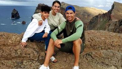 """Photo of Em Itália, Cristiano Ronaldo recorda Madeira e promete: """"Vamos voltar"""""""