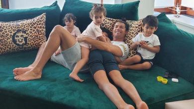 "Photo of Cristiano Ronaldo mostra o seu ""maior amor"""