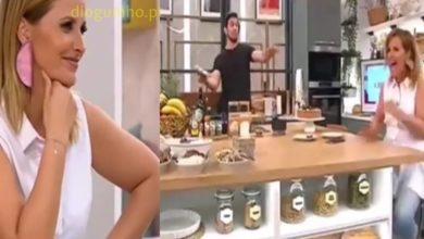 Photo of SIC: Cristina Ferreira apanha novo susto em directo, culpa da sua equipa