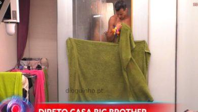 Photo of BB2020: Pedro Alves e Jéssica o DUCHE.. ambiente aqueceu e VOZ passou-se!!