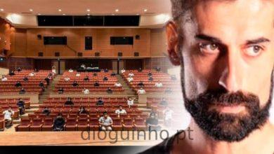 Photo of António Raminhos goza com regras do governo nas salas de espectáculos