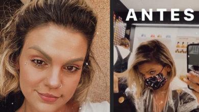 """Photo of Fanny Rodrigues mudou de visual """"Sem palavras. Sinto-me EU novamente"""""""