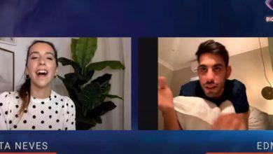 Photo of Edmar respondeu a todas a perguntas em directo
