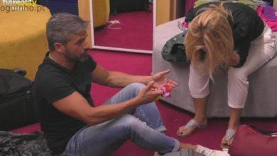 Photo of Hélder e Teresa têm nova discussão, e parecem um casal. BB2020