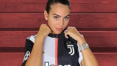 Photo of Georgina Rodríguez vende roupas de Ronaldo para ajudar no combate à Covid-19