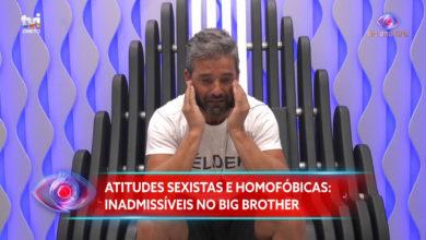 """Photo of BB2020: Hélder acredita que o Diogo tem uma pancada na cabeça """"é um ateu informático"""""""