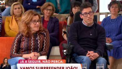 Photo of TVI: Manuel Luís Goucha pagou oito mil euros para oferecer cadeira de rodas ao João