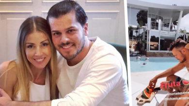 Photo of Conhece a mansão de luxo de Mickael Carreira e Laura Figueiredo