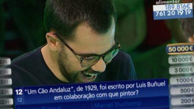 Photo of Jovem de 23 anos ganha 50 mil euros no concurso Joker