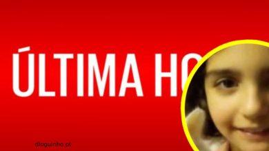 Photo of ULTIMA HORA: Valentina foi assassinada e duas pessoas já foram detidas.
