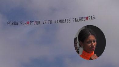 """Photo of Mais um avião na casa """"Kamikazes falsos"""". Soraia fica a chorar"""