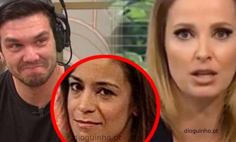 Rita Ferro Rodrigues Deixa Comentario Caricato Acerca Do Marido Dioguinho Blog Sempre Em Cima Do Acontecimento
