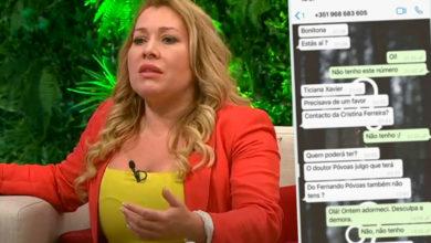 """Photo of Suzana Garcia e Ticiana Xavier vítimas de roubo """"já apresentámos queixa"""""""