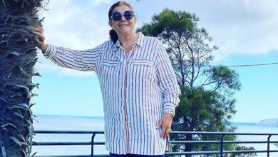 """Photo of Dolores Aveiro deixa desafio aos fãs: """"Adivinhem onde estou"""""""