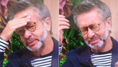 Photo of Joaquim Sousa Martins chora em direto ao revelar que pai morreu há três dias
