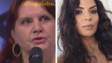 "Photo of Sofia Sousa rasga mãe da Iury ""Já entendi as raízes da sonsa Iury"""