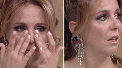"""Photo of Tânia Ribas de Oliveira emociona-se em direto: """"Isto não se faz…"""""""