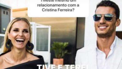Photo of Ruben Rua explica relação com Cristina Ferreira