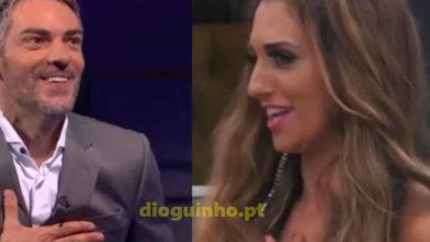 """Photo of BB2020: Cláudio Ramos """"espalhou-se"""" «Iury, gosta do PAU do Diogo?»"""
