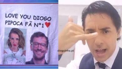 Photo of Pedro Soá já quer vender t-shirts com cara da pipoca