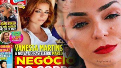 """Photo of Vanessa Martins ganha processo judicial à """"TV Guia"""""""